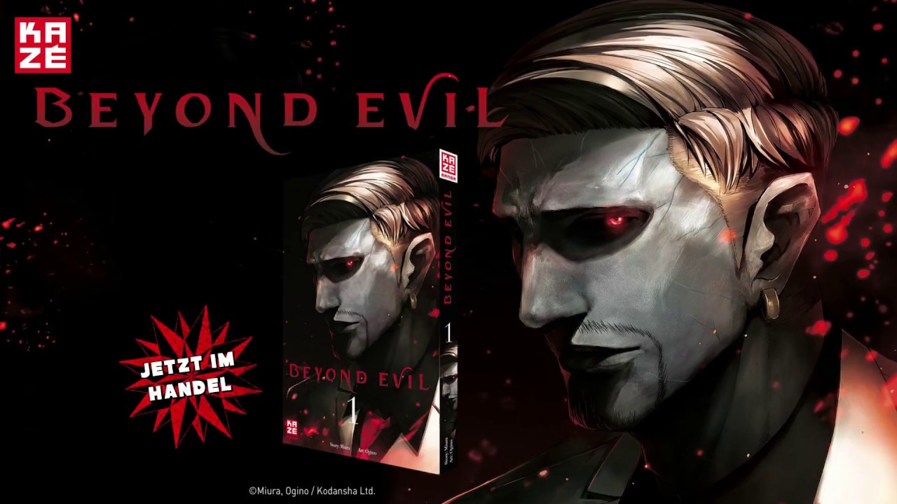 Beyond Evil (Manga-Trailer)
