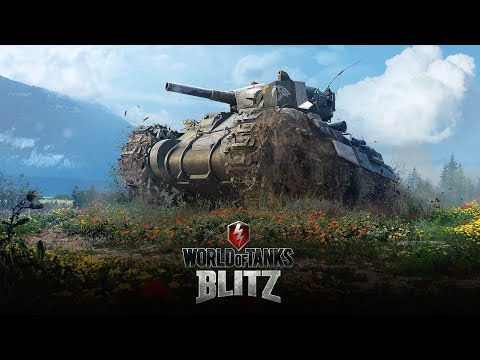WoT Blitz - Немецкие ветки танков со зрителями - World of Tanks Blitz (WoTB) thumbnail