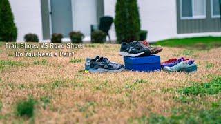Trail Shoes Vs. Road Shoes: Do…