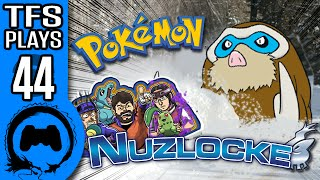 Pokemon Silver NUZLOCKE Part 44 - TFS Plays - TFS Gaming