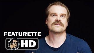 "STRANGER THINGS Official Featurette ""David Harbour"" (HD) Netflix Sci-Fi Series"
