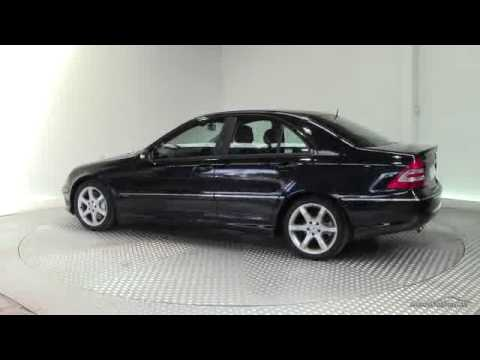 2007 mercedes c class c200 cdi sport edition youtube. Black Bedroom Furniture Sets. Home Design Ideas