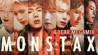 MONSTA X (몬스타엑스) — 4-YEAR MEGAMIX [47 Songs from 2015-2019]