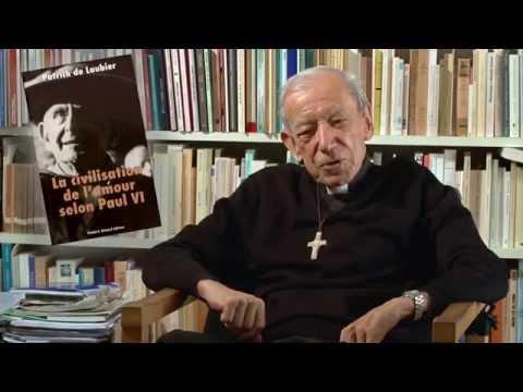 PAUL VI Book Launch   Interview with Don Patrick de Laubier   ENGLISH