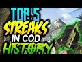 "Top 5 Multiplayer Killstreaks In Call of Duty History! - Greatest Streaks In COD History! ●If you Agree With Me Nuke That Like Button!!! ●Subscribe For More: http://bit.ly/1rSAlV6   ☠Social Media☠ ►Twitter: http://bit.ly/1qR1F8c ►Twitch: http://bit.ly/Jw9Tkv ►Facebook: http://on.fb.me/1LDSzVH  ☠ Subscribe To #TheSquad☠ ►BigBro: http://bit.ly/SubBigBro ►Silent: http://bit.ly/SubSilent ►http://bit.ly/SubRezy  ☠Special Discounts☠ Use Code ""Cinema01"" At Checkout For 10% Off! ►UtechSmart: http://amzn.to/1AuQnic  ☠Important Links☠  ►Partner Your Channel: http://bit.ly/1p6KsJo  ►Subscribe here: http://bit.ly/1rSAlV6 ►My website: http://bit.ly/1yu9Jzp ►My Team: https://www.youtube.com/user/TeamHyDraYT  ►Check Out These Playlists! **COD: 2015 News!**: http://bit.ly/RockiesCOD2015News What Grinds My Gears: http://bit.ly/RockiesWGMG COD: AW News: http://bit.ly/RockiesAWnews Subscriber Topics: http://bit.ly/RockiesSubTopics"