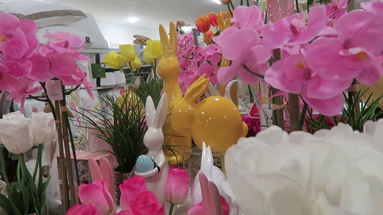 Home Goods Easter Candy Decorations 2018 Youtube