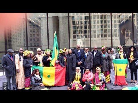 La ville de Chicago (USA) honore le Sénégal ce 4 Avril 2018 [Grand Reportage - Liberté TV]