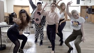 Last Dance Rehearsal For My Music Video!!!!! | Minnie's VLOG 529
