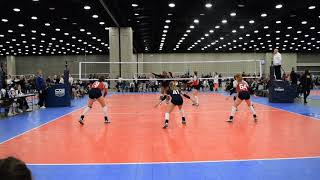 Volleyball Highlights Amielia Davis  1 1