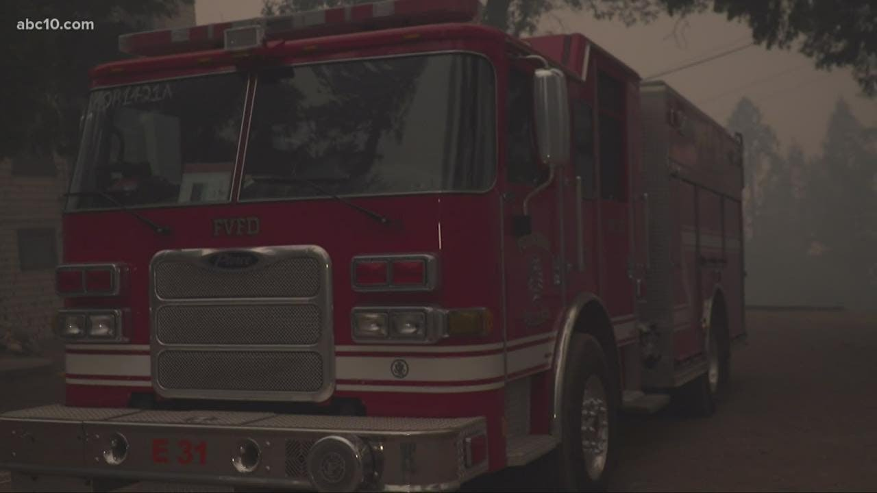 'This is devastating': Dixie Fire ravages remote town of Greenville