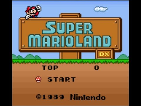 Super Mario Land DX ROM Hack Shows What Game Boy Could Have