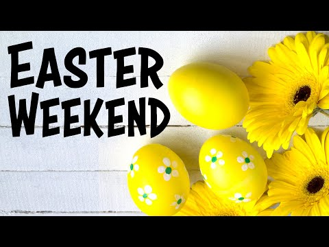 Happy Easter Weekend JAZZ - Positive Instrumental Bossa Nova JAZZ For Good Weekend & Spring Mood