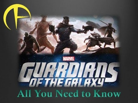 Guardians of the Galaxy: All You Need to Know