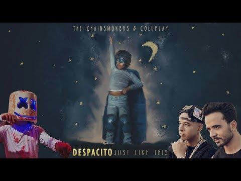 Despacito Like This - The chainsmokers x Marshmello x Skylar grey x Luis Fonsi & Daddy Yankee