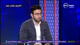 الحريف - عادل مصطفى: طارق حامد وابراهيم صلاح مش بيطلعوا الباص صح والسعيد الانسب