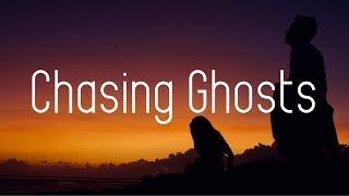 Distrion - Chasing Ghosts (Lyrics) ft. Max Landry