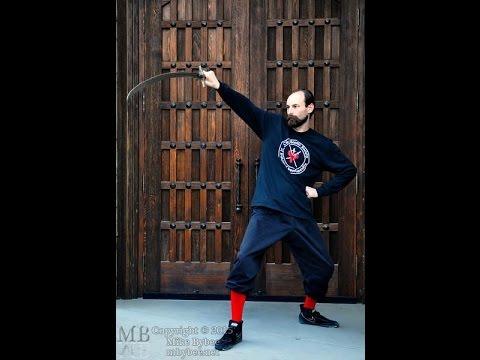Richard Marsden co-founder of the Phoenix Society of Historical Swordsmanship and a teacher of HEMA
