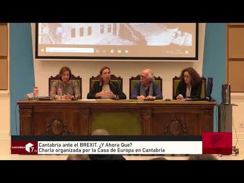 Cantabria ante el BREXIT, y ahora qué?