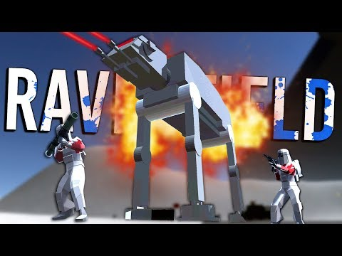 THE BATTLE FOR HOTH! - Custom Maps - Ravenfield Early Access Gameplay (Beta 6)