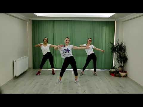 Buray - Alaz Alaz I Zumba Choreography  (Murat Yaran Remix)