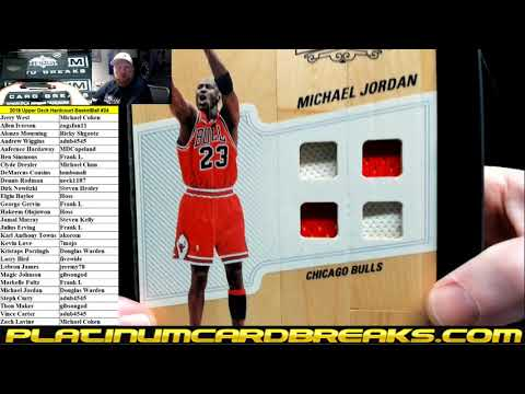2018 Upper Deck Authenticated NBA Supreme Hardcourt Basketball 2 Box Random  Player Break  24 c18a24ab2