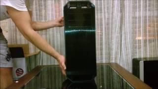 Распаковка корпуса Raidmax Monster II SE из Rozetka com ua
