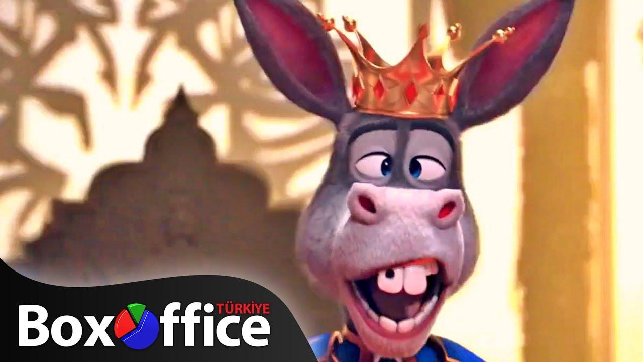 Eşek Kral: Dublajlı Fragman