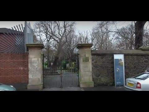 CLIFTON Street Cemetery Belfast