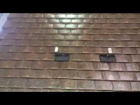 Solar Slate Plate - ERIC-TILE roof hook / bracket for plain / rosemary tiled roofs. Solar Pv.