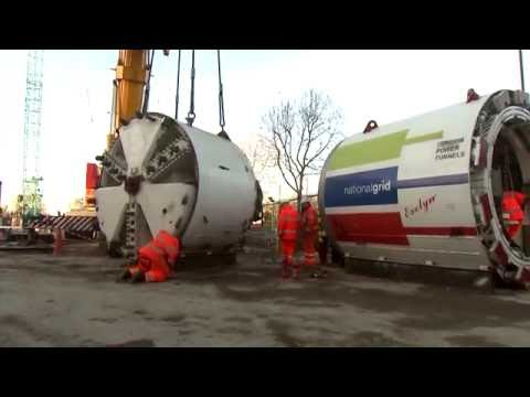 National Grid London Power Tunnels Project Film