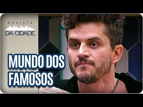 Marcos Harter, Thiago Lacerda e Joelma - Revista da Cidade (26/04/2017)
