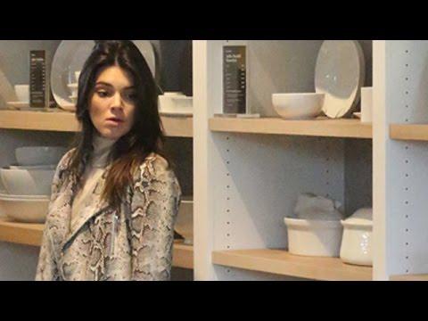 Supercool Kendall Jenner Shops Williams-Sonoma thumbnail