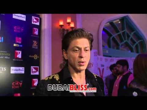 Shahrukh Khan's Happy New Year Premiere in Atlantis Dubai 2014