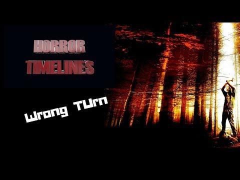 Horror Timelines Episode 32 : Wrong Turn