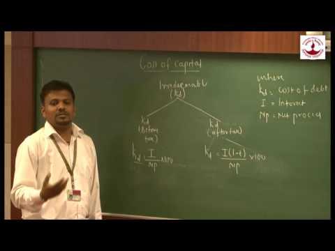 Sachin Achrekar - Cost of Capital