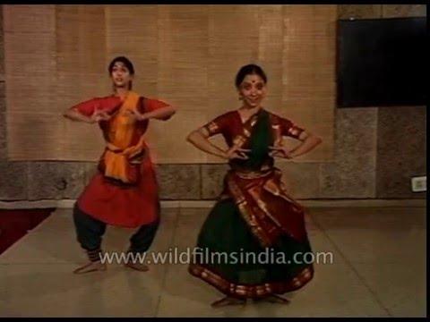 Leela Samson Presents Basic Elements Of Bharatnatyam