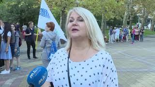 """В Соси стартовал проект """"10 тыс шагов к здоровью"""". Новости Эфкате Сочи"""