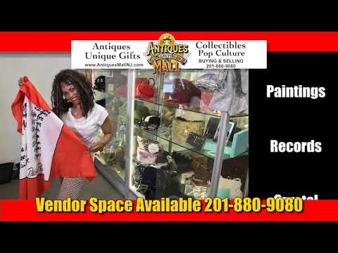 Antiques Mall Allendale NJ | Hundreds Of Dealers Under One Roof | 201-880-9080