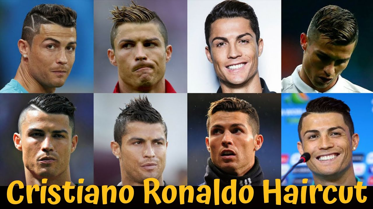 Cristiano Ronaldo Haircut 2020 Youtube