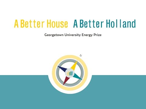 Georgetown University Energy Prize Kick-Off Rally - Full Program