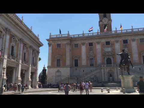 Capitoline Hill & Capitoline Museums