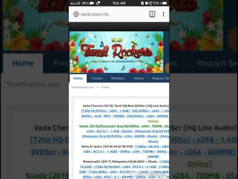 Difference in tamilrockers and tamilmv // how to find tamilrockers new  domain
