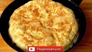 Как приготовить омлет за 5 минут /HD 1080r- Влад Корпляков