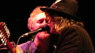 The Waterboys with Glen Hansard - And A Bang On The Ear - Dublin 23rd December 2013