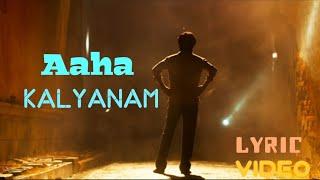Aaha Kalyanam  # Petta