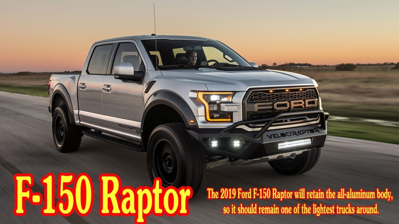 2019 Ford F150 Raptor Diesel 2019 Ford F 150 Raptor V8