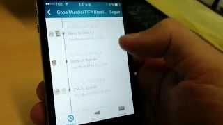 A que hora juega Colombia   iphone app