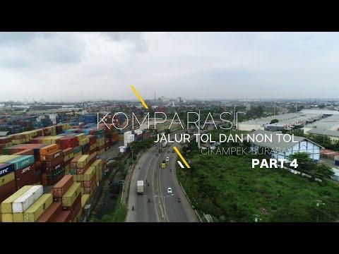 Part 4: Komparasi Jalur Tol dan Non Tol Cikampek-Surabaya