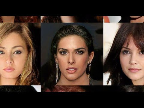 Watch a computer learn to generate fake faces using real celebrity images