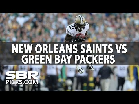 New Orleans Saints at Green Bay Packers   NFL Picks   With Al McMordie